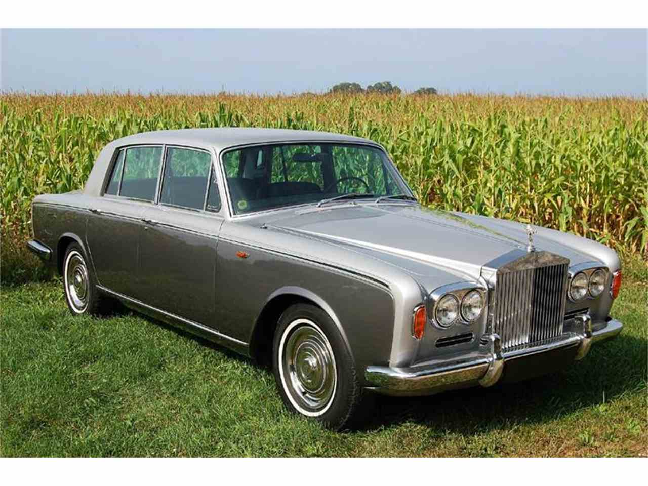 1967 rolls royce silver shadow for sale cc 870872. Black Bedroom Furniture Sets. Home Design Ideas