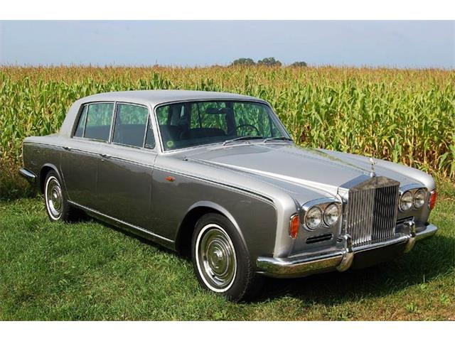 1967 Rolls-Royce Silver Shadow | 870872