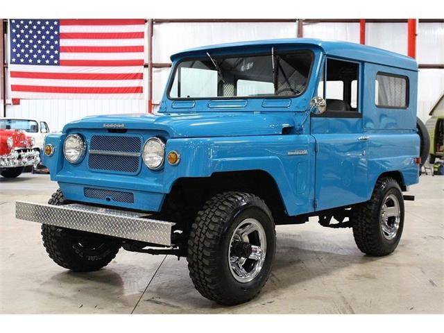 1967 Nissan Patrol | 878730