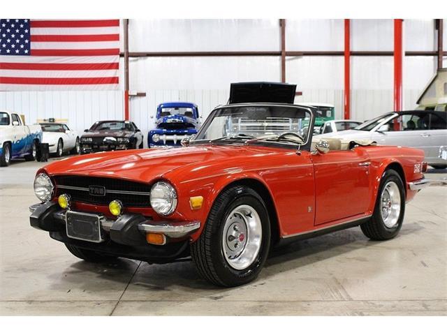 1976 Triumph TR6 | 878733
