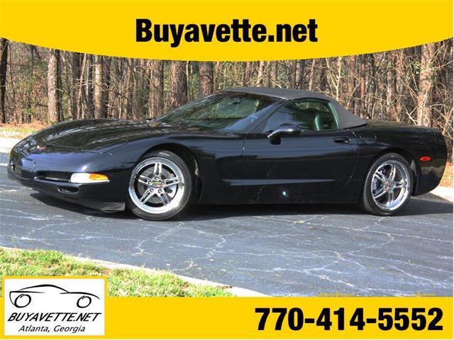 2004 Chevrolet Corvette | 878735