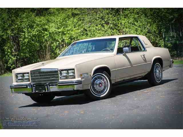 1985 Cadillac Eldorado | 870874