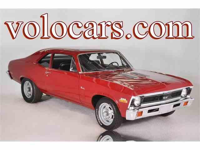 1972 Chevrolet Nova SS | 878741