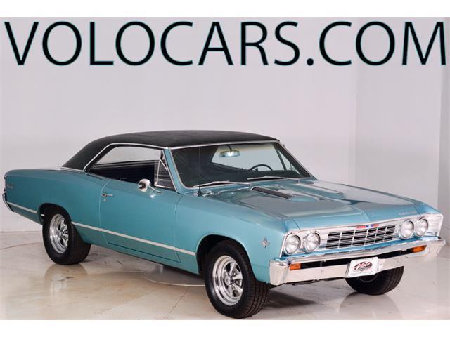 1967 Chevrolet Chevelle Malibu | 878742