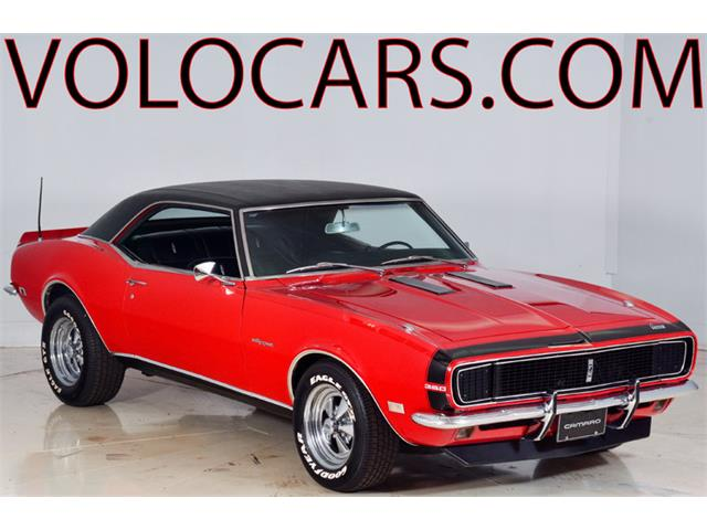 1968 Chevrolet Camaro RS | 878744
