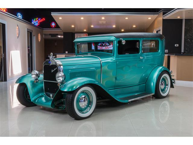 1930 Ford Model A Tudor Sedan Street Rod | 878756