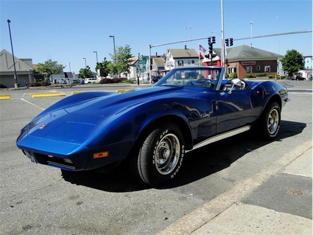 1973 Chevrolet Corvette | 878760