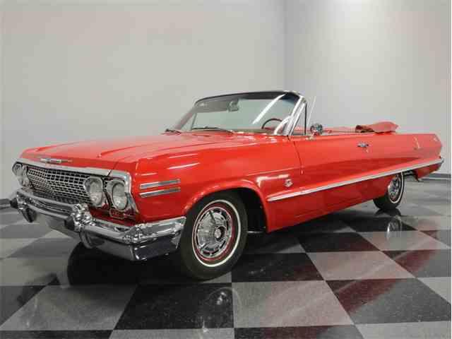 1963 Chevrolet Impala SS | 878773