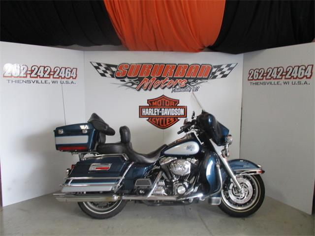 2001 Harley-Davidson® FLHTC - Electra Glide® Classic | 878776