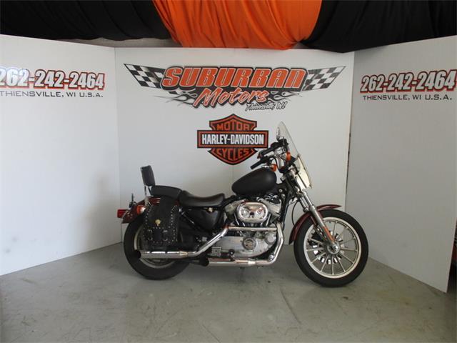 2000 Harley-Davidson® XL883 - Sportster® 883 | 878778
