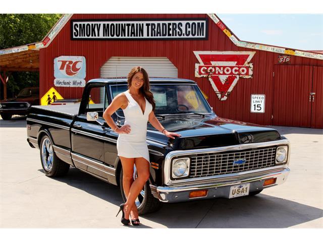 1972 Chevrolet C/K 10 | 878780
