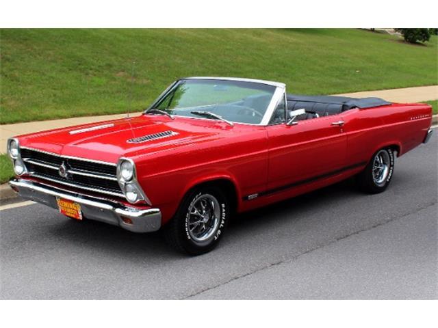 1966 Ford Fairlane | 878784