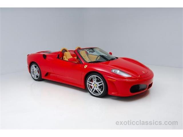 2008 Ferrari Spider | 878787