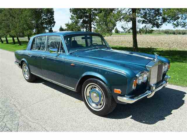 1979 rolls royce silver shadow for sale on 10 available. Black Bedroom Furniture Sets. Home Design Ideas
