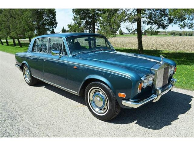 1979 Rolls-Royce Silver Shadow | 870879