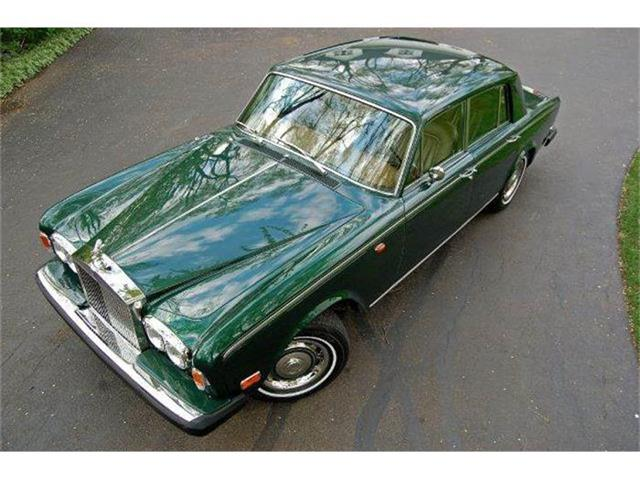 1976 Rolls-Royce Silver Shadow | 870880