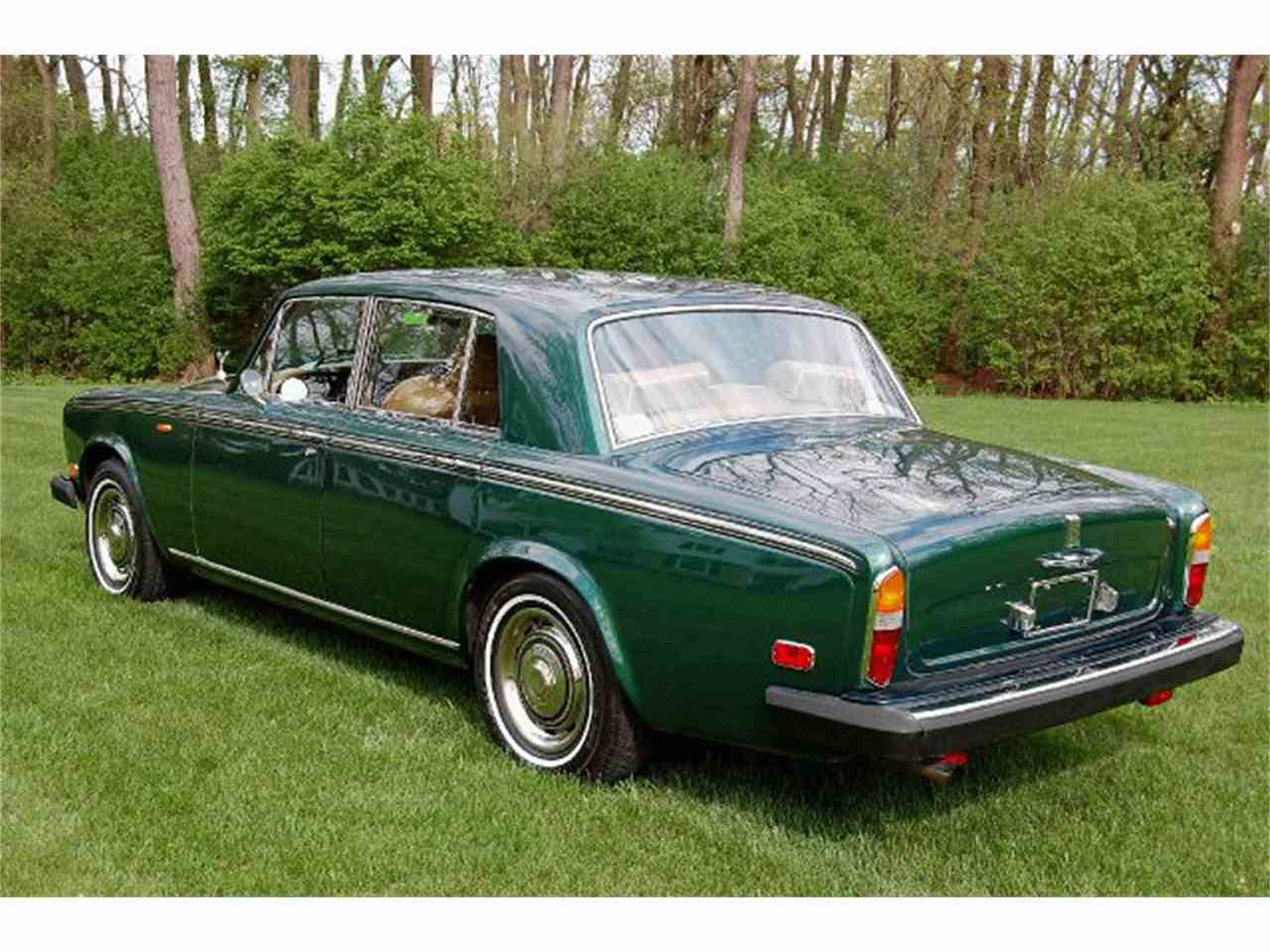 1976 rolls royce silver shadow for sale. Black Bedroom Furniture Sets. Home Design Ideas
