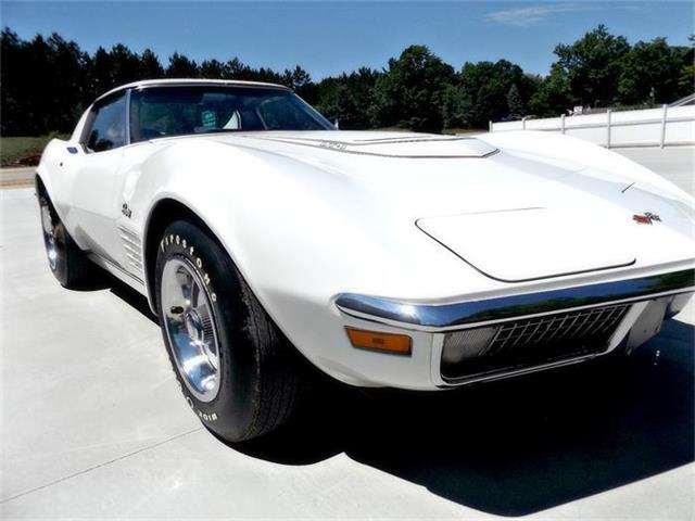 1970 Chevrolet Corvette LT1 | 878821
