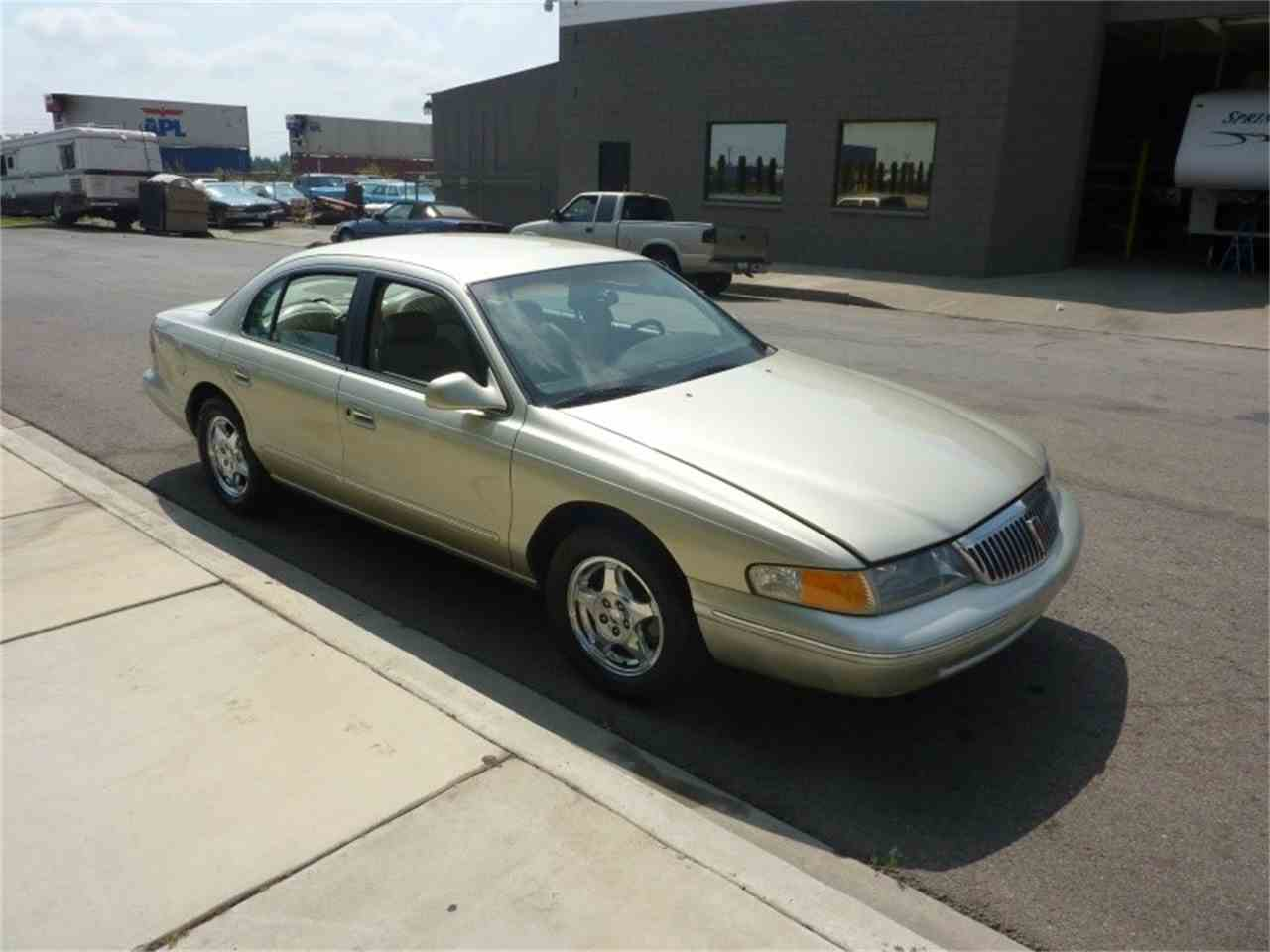 Large Picture of '97 Continental - IU3T
