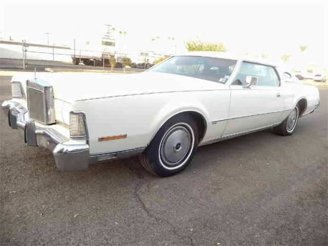 1973 Lincoln Continental | 878828