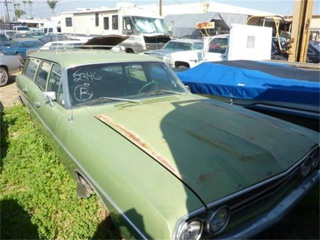 1968 Ford Fairlane | 878840