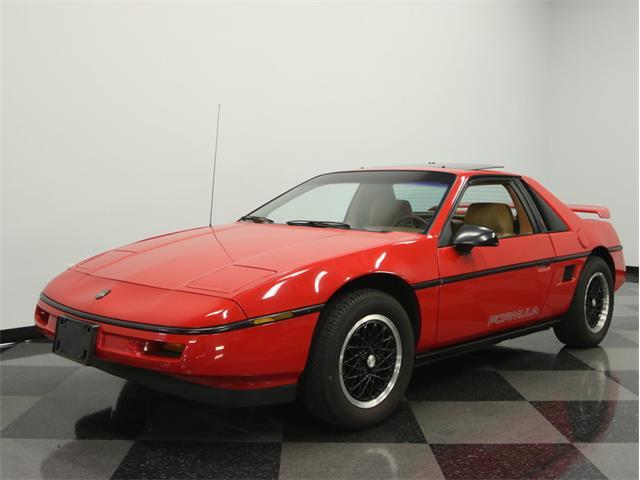 1988 Pontiac Fiero | 878852