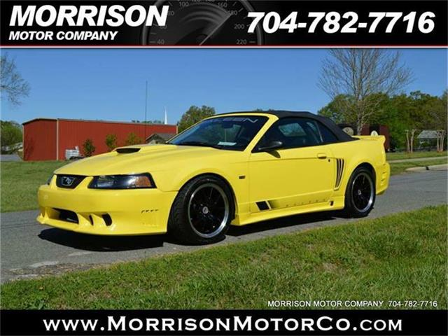 2002 Ford Mustang | 870888