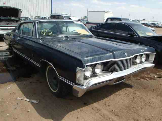 1968 Mercury PARK LANE FASTBACK 428 V8 | 878898