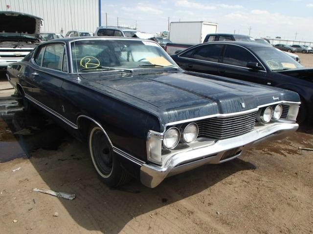 1968 Mercury Park Lane | 878898