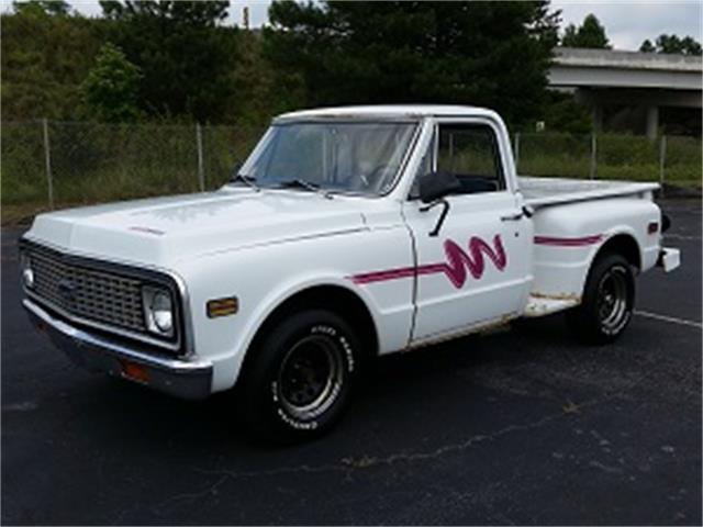 1971 Chevrolet C/K 10 | 878901
