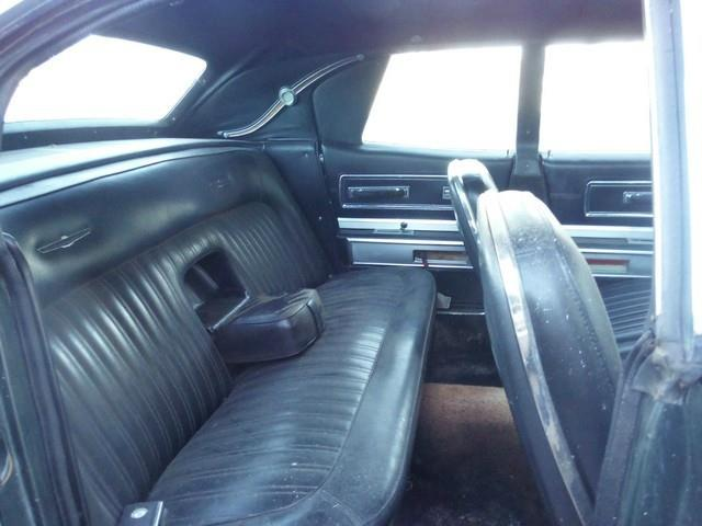 1967 Ford THUNDERBIRD 4 DOOR LANDAU | 878909