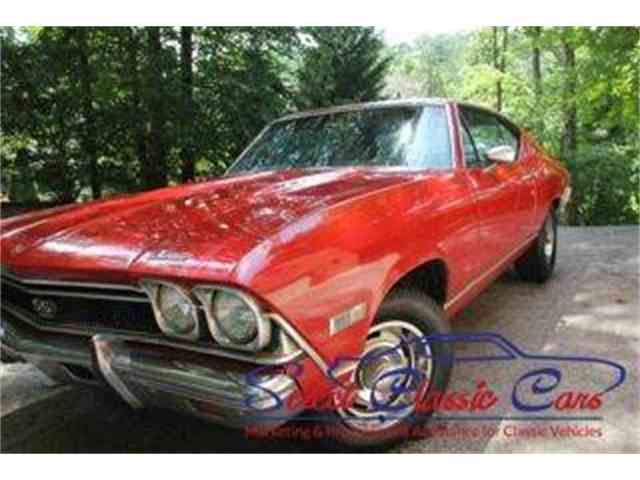 1968 Chevrolet Chevelle   878937