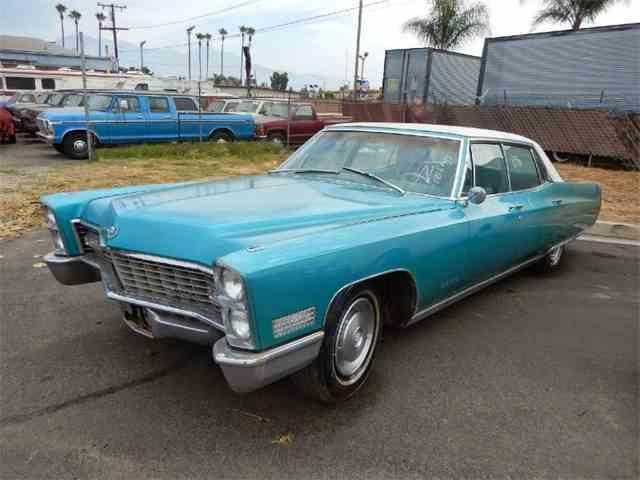 1967 Cadillac Fleetwood | 878950