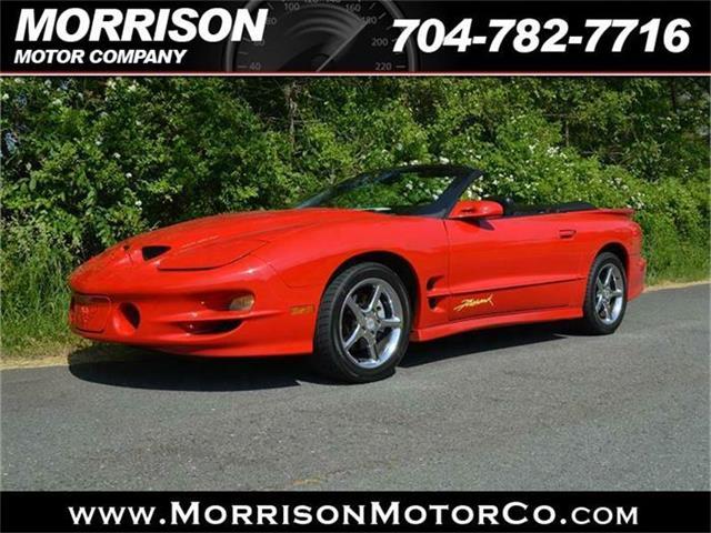 2001 Pontiac Firebird | 870898