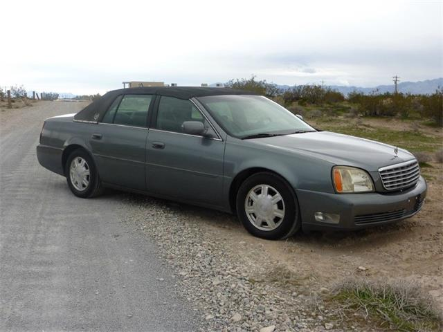 2005 Cadillac DeVille   879002