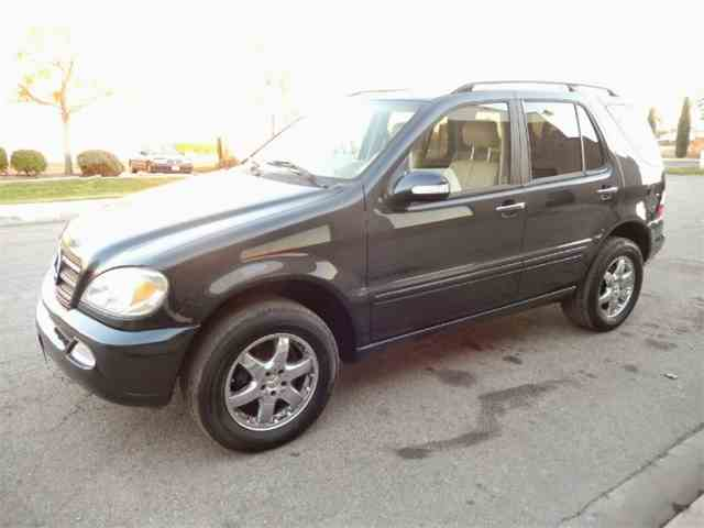 2002 Mercedes-Benz ML 500 | 879014