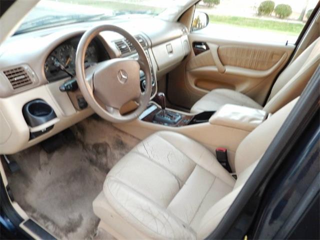 2002 Mercedes-Benz M-Class | 879014