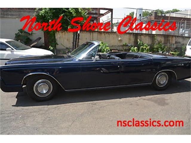 1967 Lincoln Continental | 879028