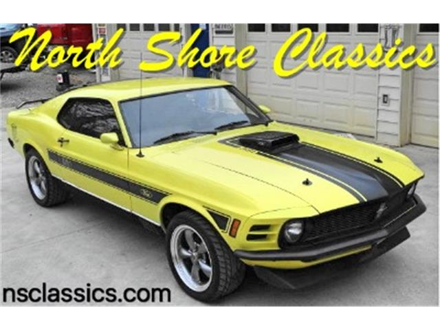 1970 Ford Mustang | 879041