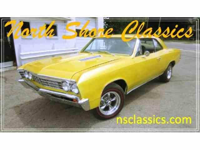 1967 Chevrolet Chevelle | 879046