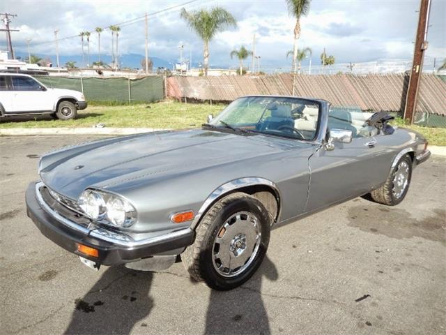 1989 Jaguar XJS | 879076