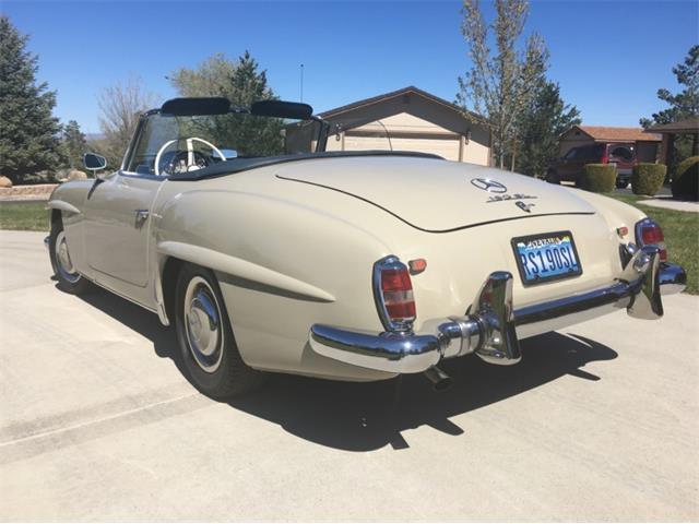 1960 Mercedes-Benz 190SL | 879091
