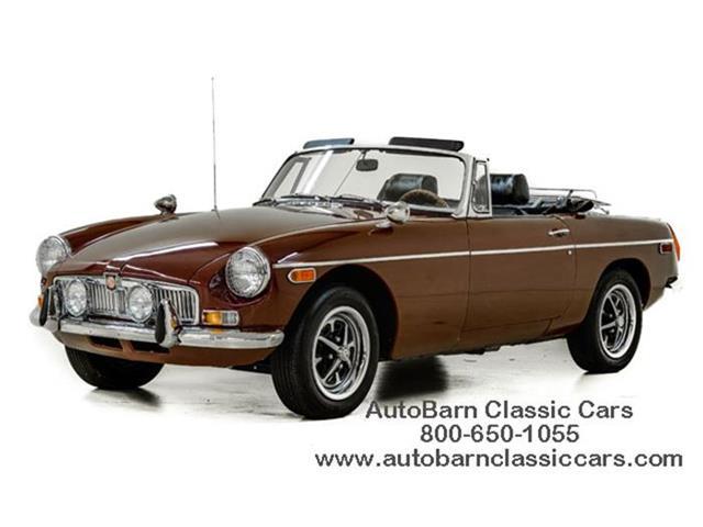 1973 MG MGB | 879097