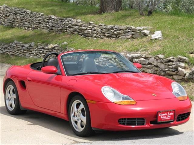 2002 Porsche Boxster S | 879100