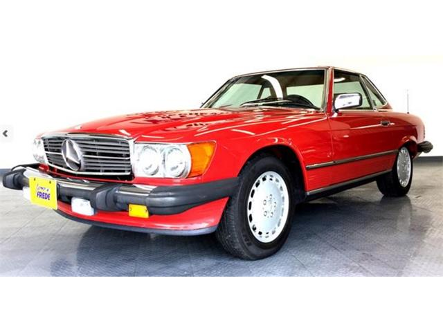 1989 Mercedes-Benz 560SL | 879104