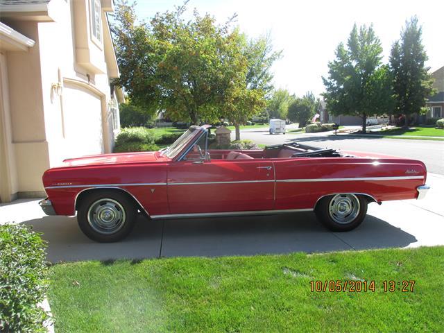 1964 Chevrolet Chevelle Malibu | 879111