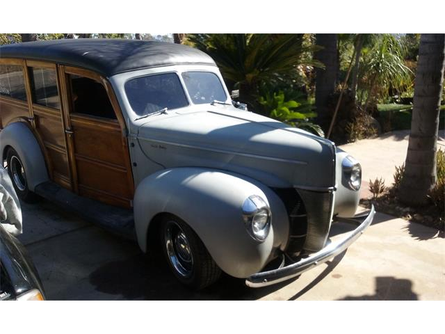 1940 Ford Woody Wagon | 879112
