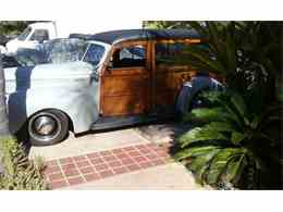 1940 Ford Woody Wagon for Sale - CC-879112