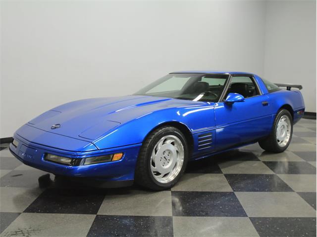 1991 Chevrolet Corvette | 879126