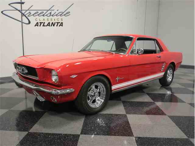 1966 Ford Mustang | 879128